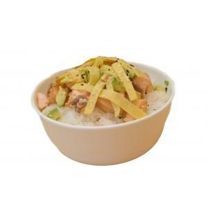 Tartare de riz Thon cuit