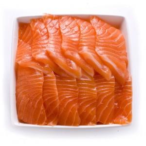 Chirachi Saumon cru