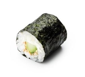Maki Concombre Kiri