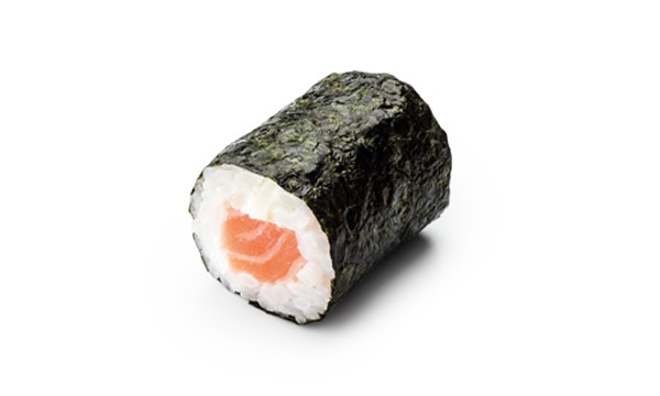 Maki Saumon Kiri